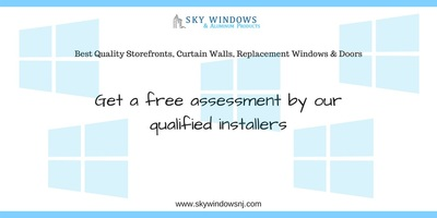Free Estimate in Sky Windows and Doors